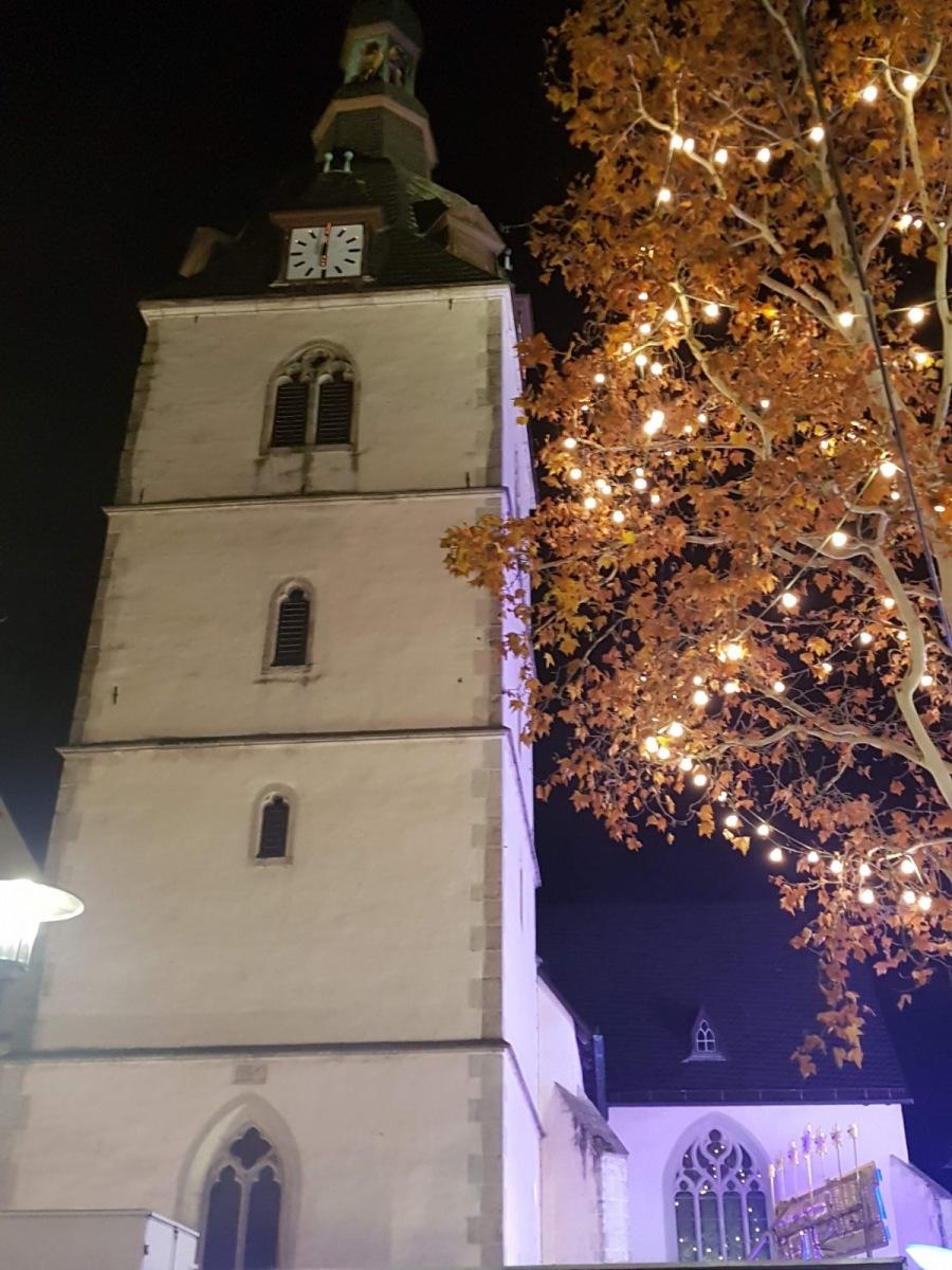 Turm der Erlöserkiche Detmold